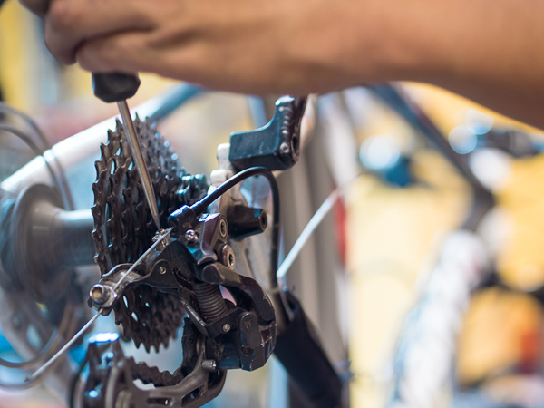 Checking your bike is road-ready