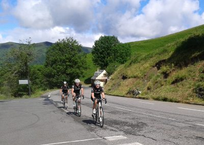 Pyrenees Cycling201418