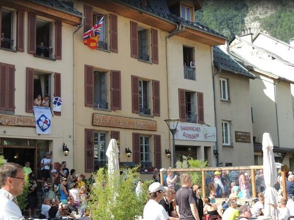 Hotel des Alpes Bourg-d'Oisans