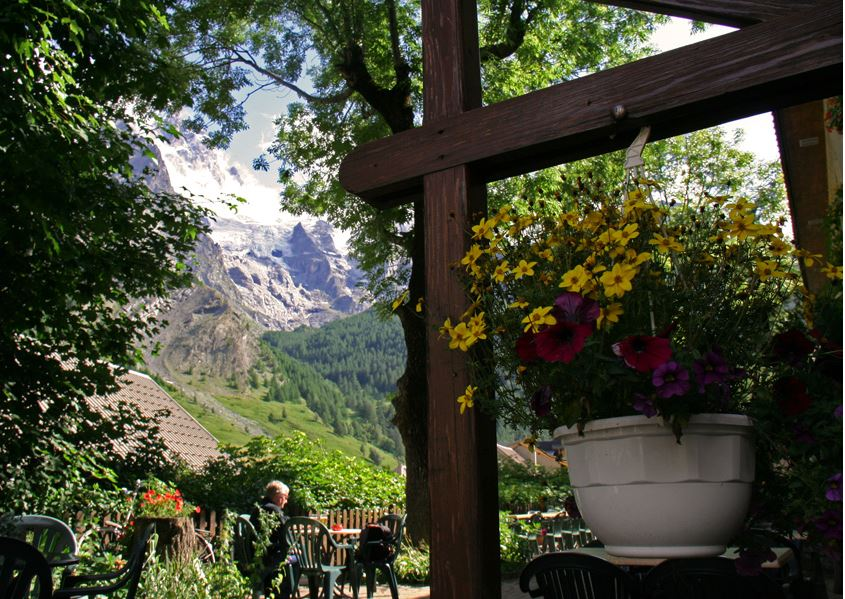 Edelweiss La Grave Terrace