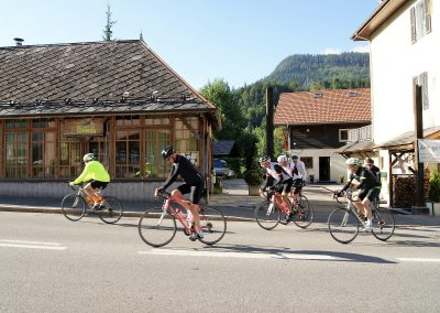 Bike Weekender short break road cycling holidays in France