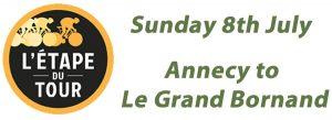 Etape Du Tour Annecy 2018