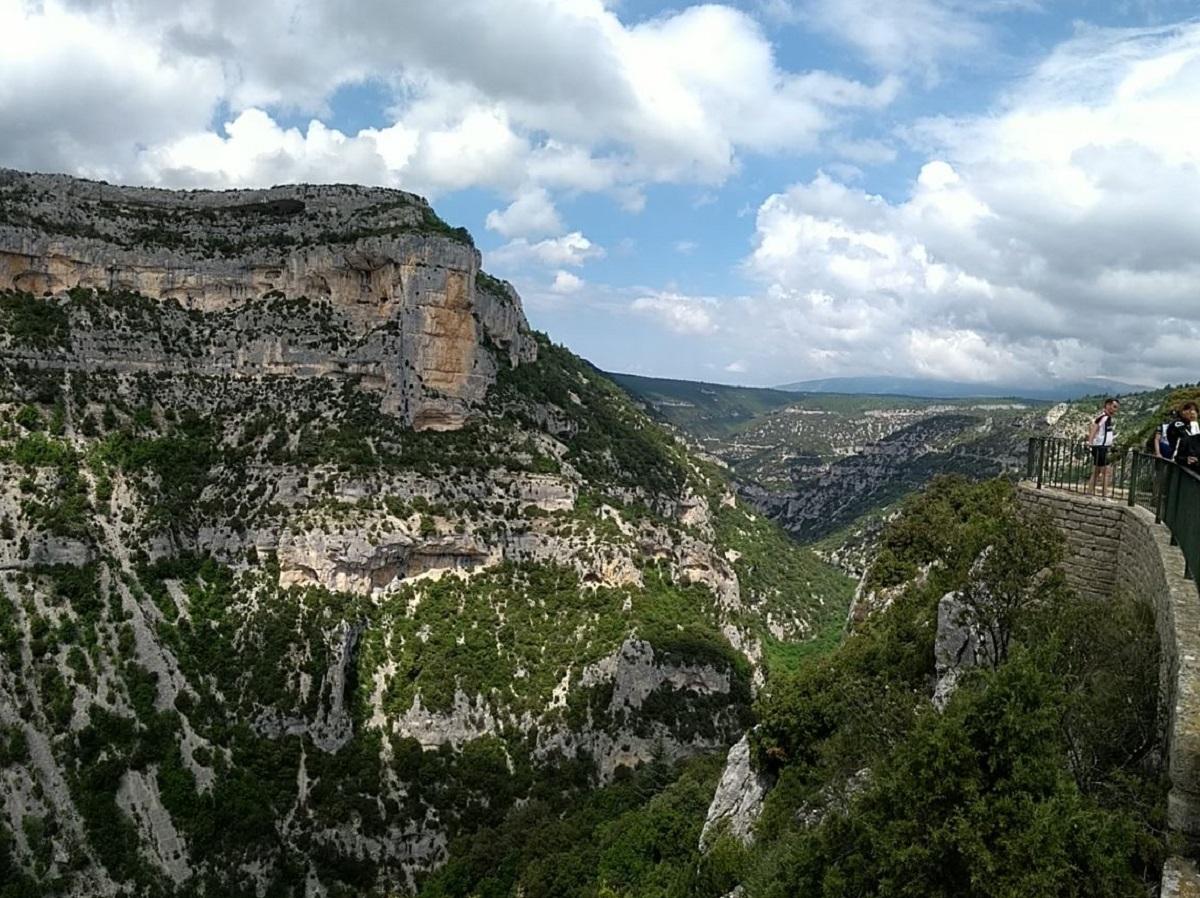 Gorges du Nesuq, Provence