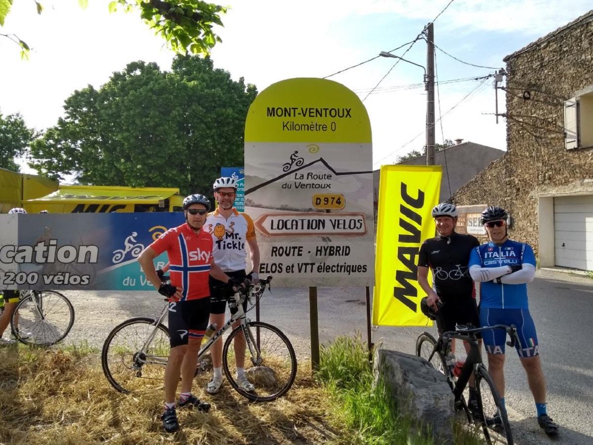 Bike Weekender, Provence Ventoux