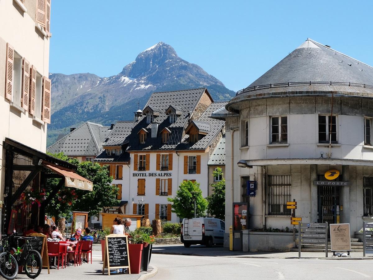 Hotel des Alpes, Bourg d'Oisans