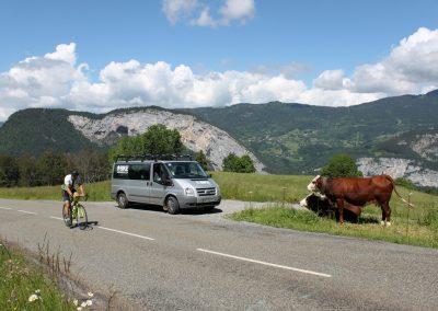 Bike Weekender road cycling short breaks June 2019
