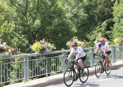 Annecy road cycling weekend