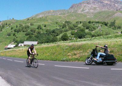 Bike Weekender road cycling breaks in the Southern Alps